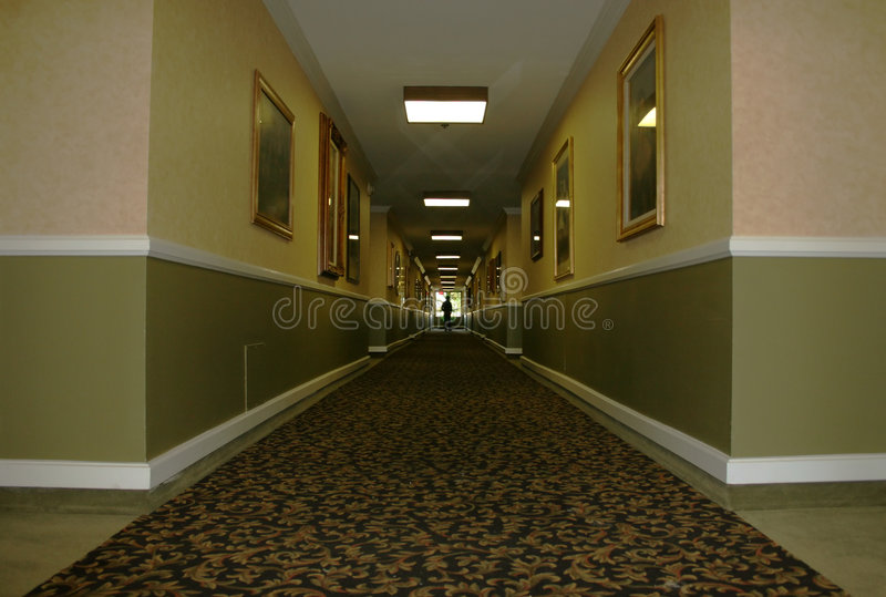 Download Hotel Hallway stock image. Image of hotel, suit, motel - 468397