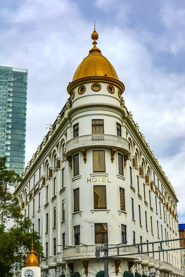 Hotel imperial velho Cidade do México México imagem de stock
