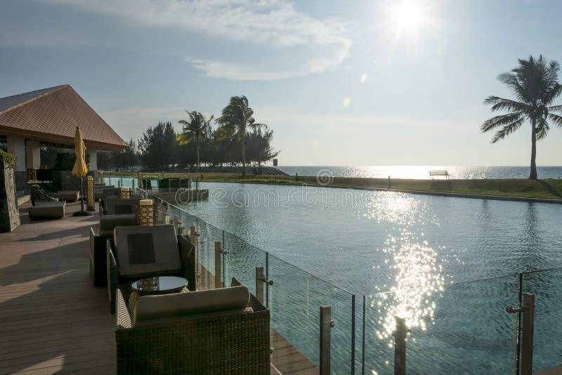 Hotel imperiale, Brunei fotografia stock libera da diritti