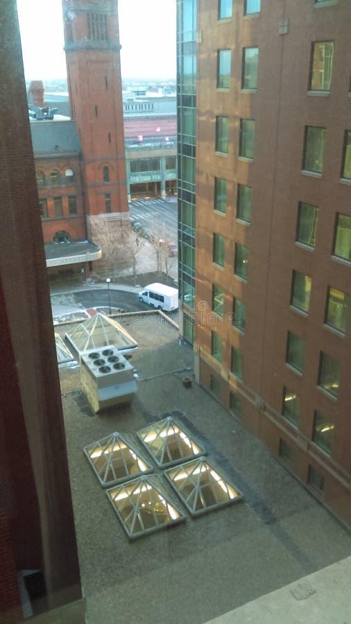 Hotel industriale immagini stock