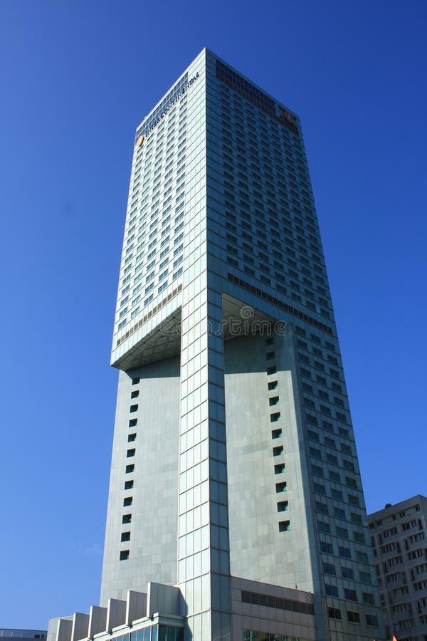 Hotel intercontinentale immagini stock