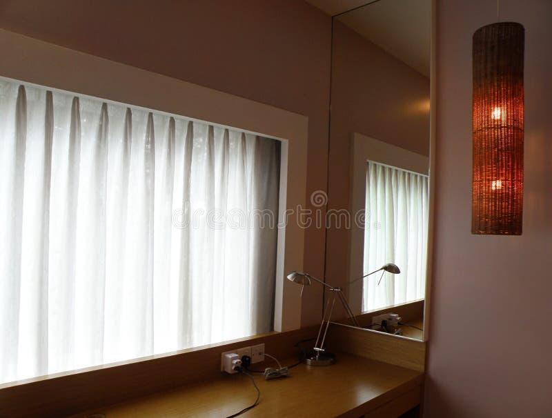 hotel interior room simple στοκ φωτογραφία με δικαίωμα ελεύθερης χρήσης
