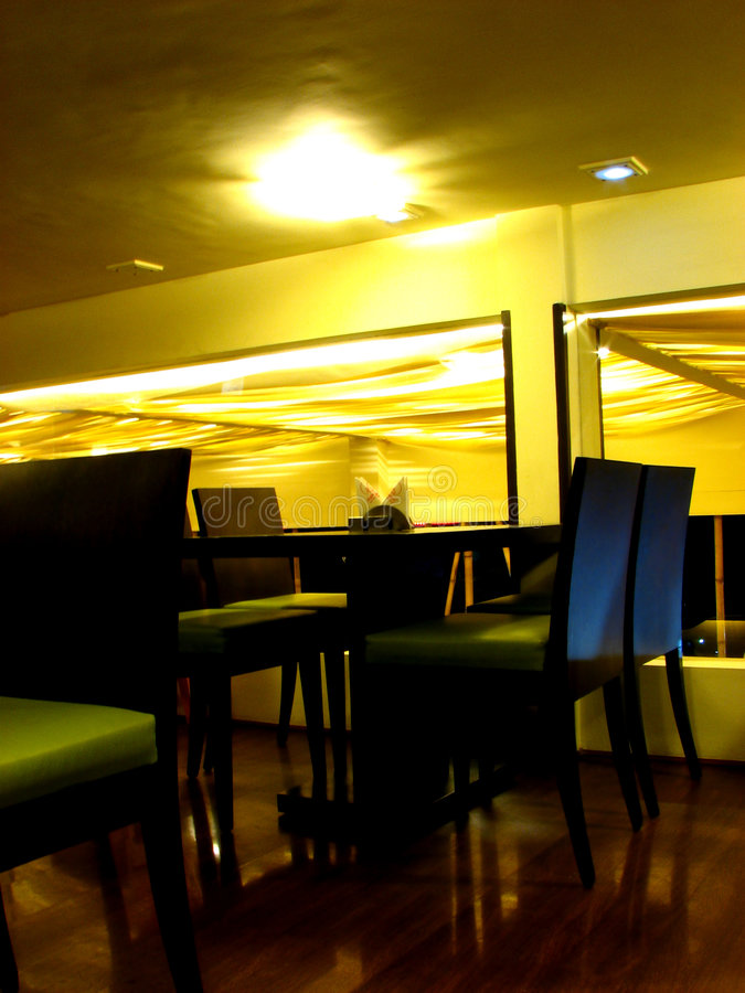 hotel interiors στοκ εικόνες