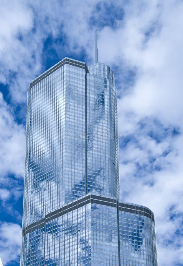 Hotel internazionale del briscola, Chicago immagine stock