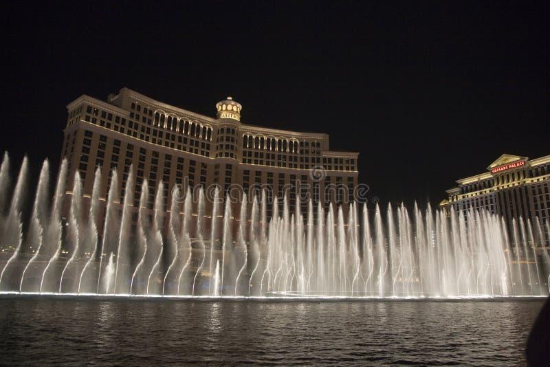 Hotel-Kasino Las Vegass Bellagio, stockfoto