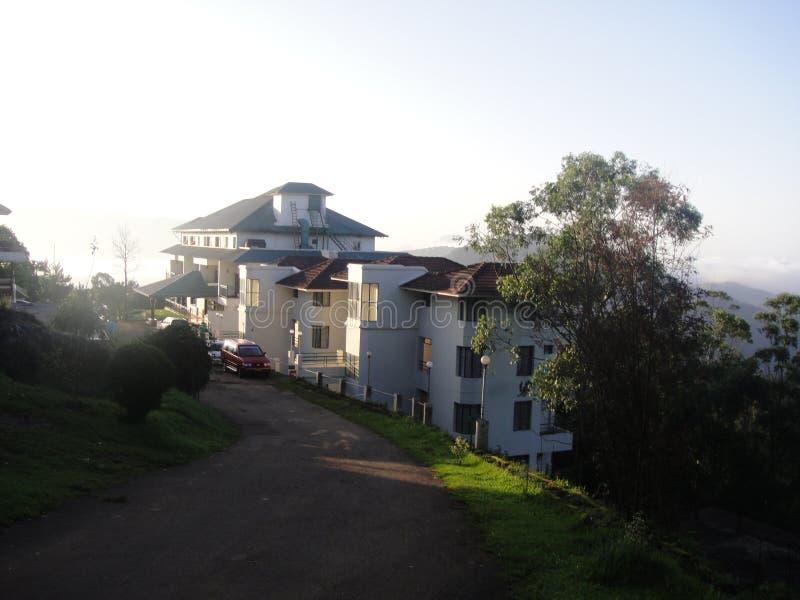 Hotel Kerala obraz stock