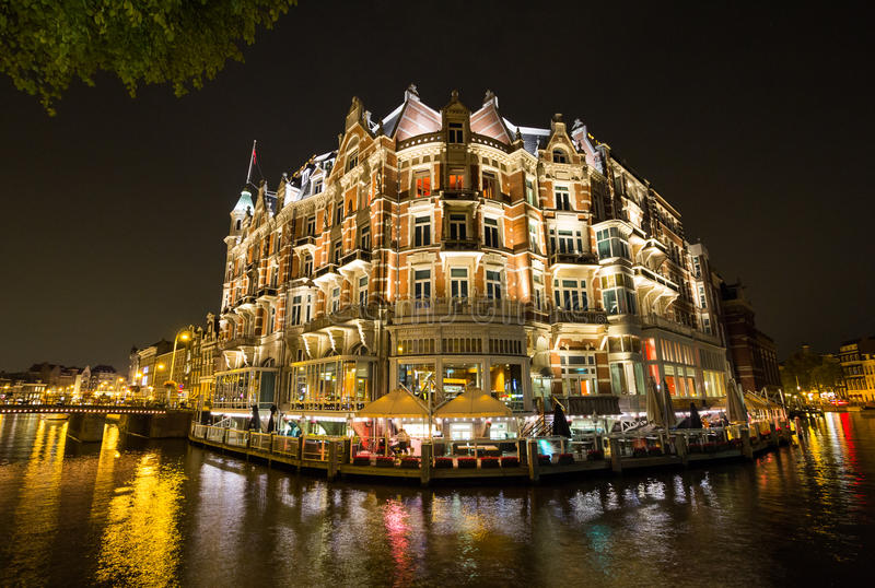 Hotel l'Europe lizenzfreie stockfotos