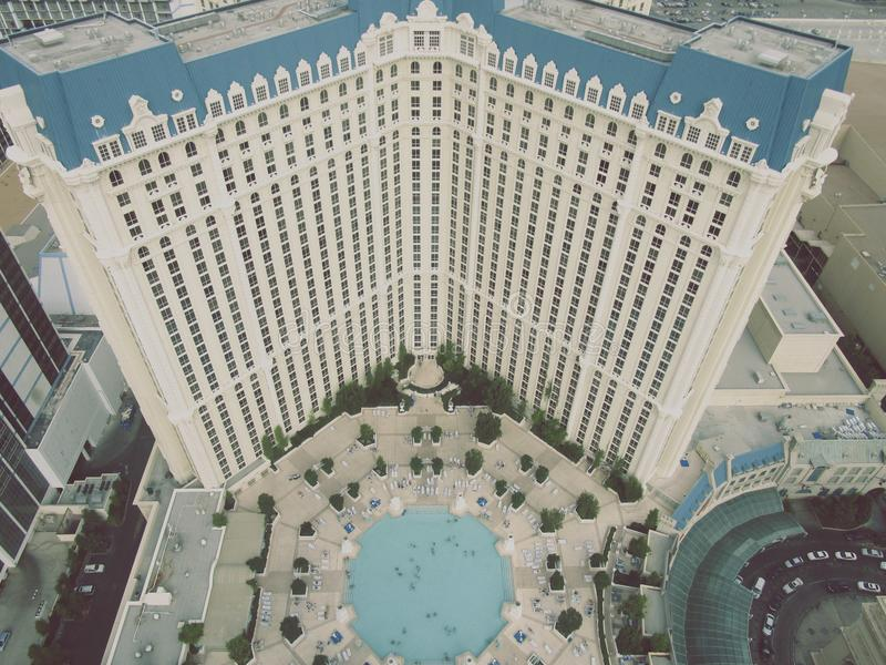 Hotel Las Vegas de Par?s fotos de archivo libres de regalías
