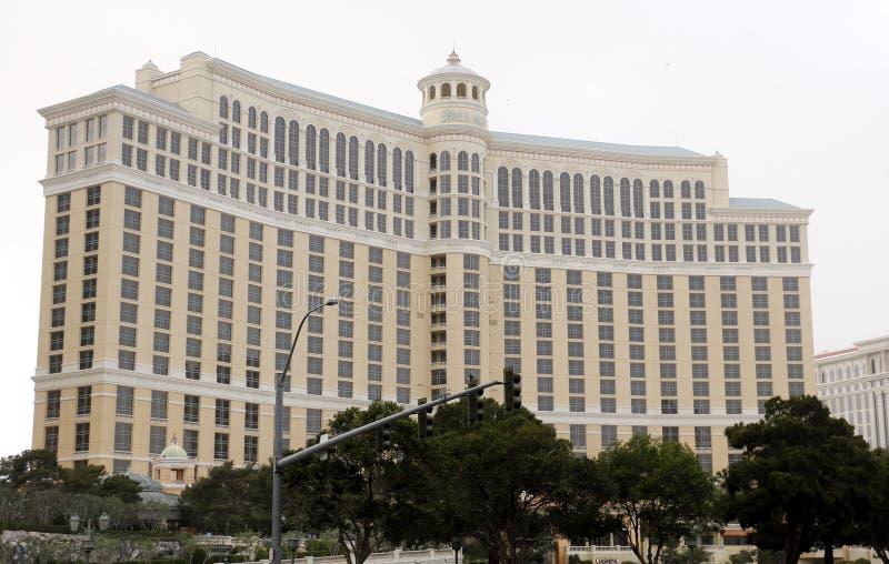 Hotel Las Vegas di Bellagio immagini stock