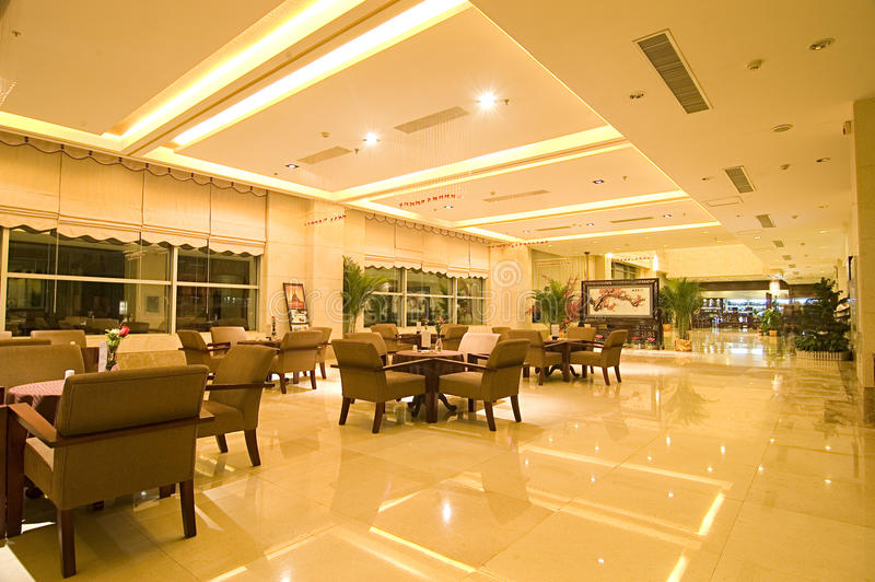 Download Hotel lobby stock image. Image of interior, design, decoration - 16744567