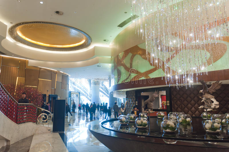 Hotel Lobby Editorial Photography