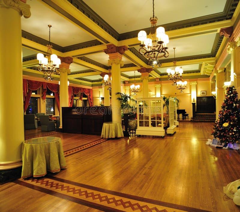 Victorian Hotel Lobby Stock Photo Image Of Lighting