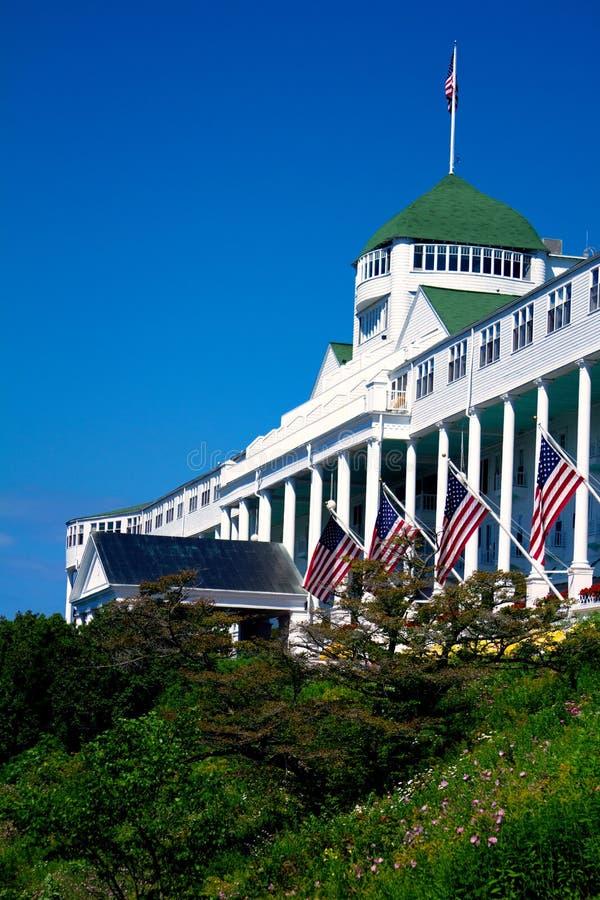 Hotel magnífico foto de archivo