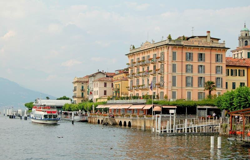 Hotel Metropole - Bellagio stock image