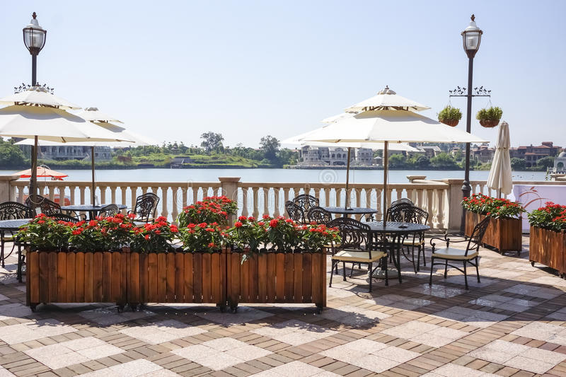 Download Hotel Outdoor Recreation Area Stock Images - Image: 34542114