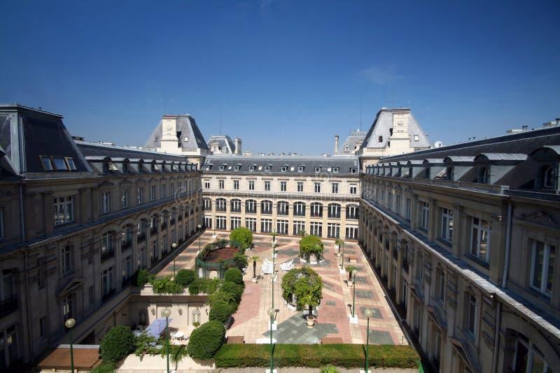 Hotel a Parigi fotografia stock libera da diritti