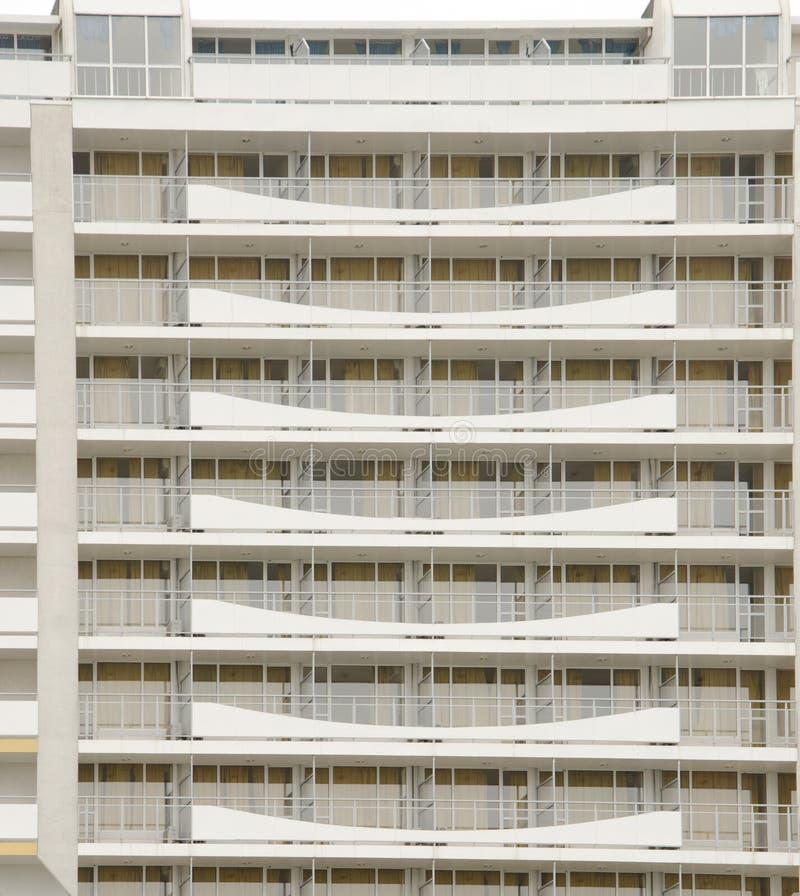 Hotel pattern stock image
