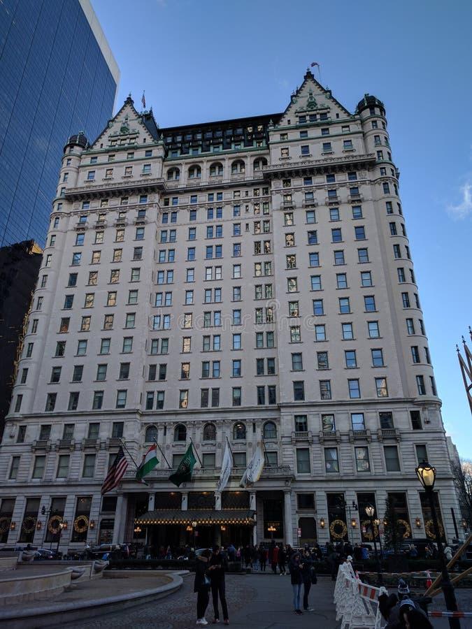 Hotel Plaza stock photos