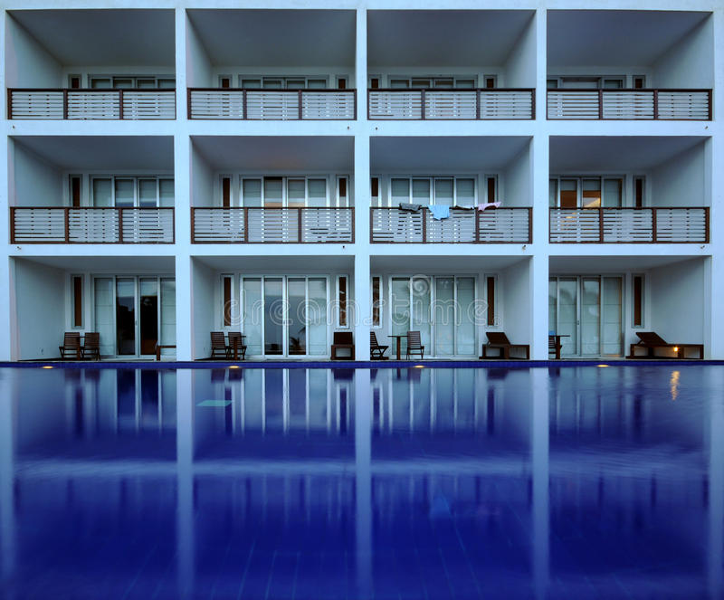 Hotel pool balcony royalty free stock photo image 25512025 - Hotel with swimming pool on every balcony ...