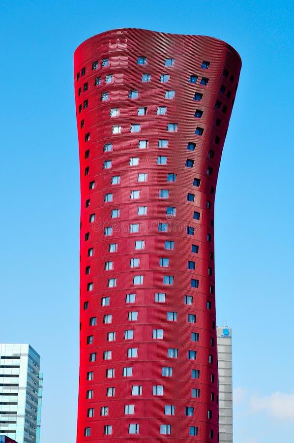 Hotel Porta Fira in Barcelona, Spain stock image