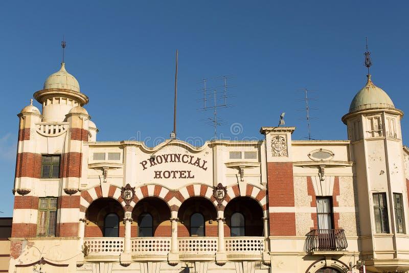 Hotel provinciale fotografia stock libera da diritti