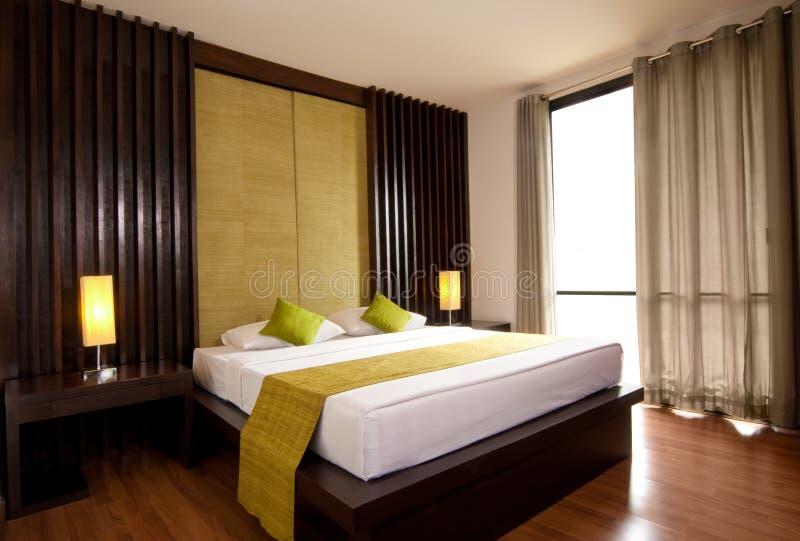 Hotel-Raum lizenzfreies stockfoto