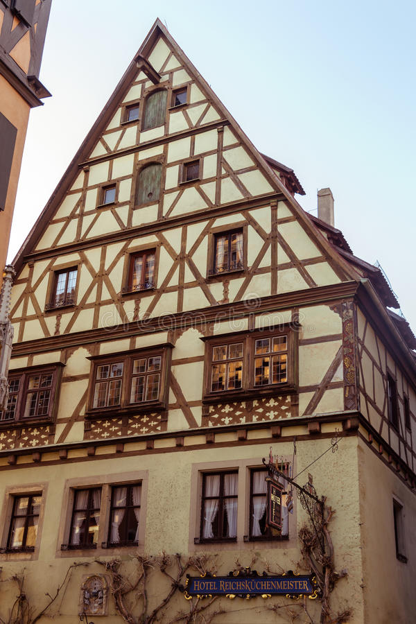 Free Hotel Reichs Kuchenmeister Stock Photography - 79323682