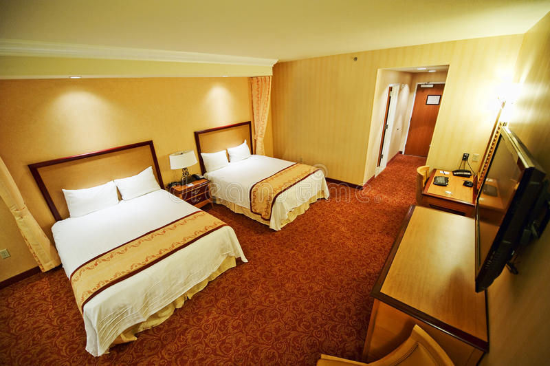 Download Hotel Room Royalty Free Stock Images - Image: 19920049