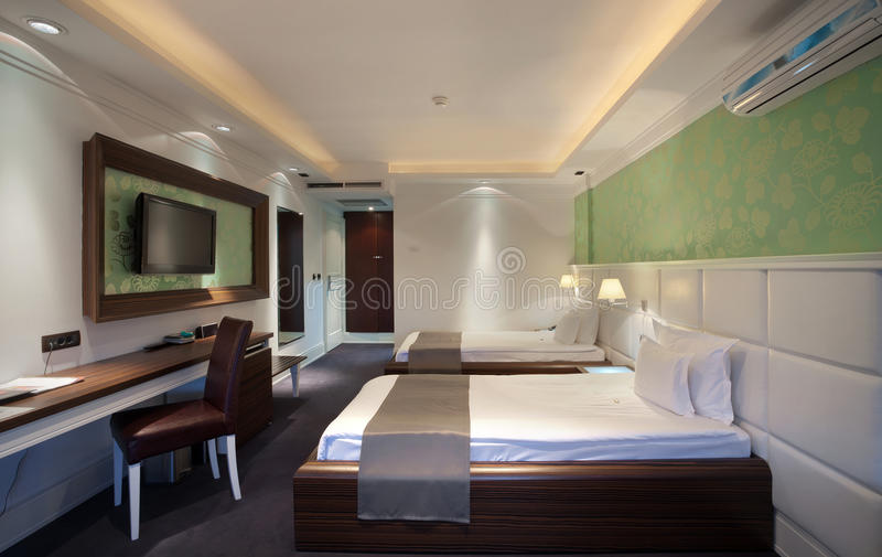 Download Hotel room stock image. Image of place, hotel, interior - 20876897