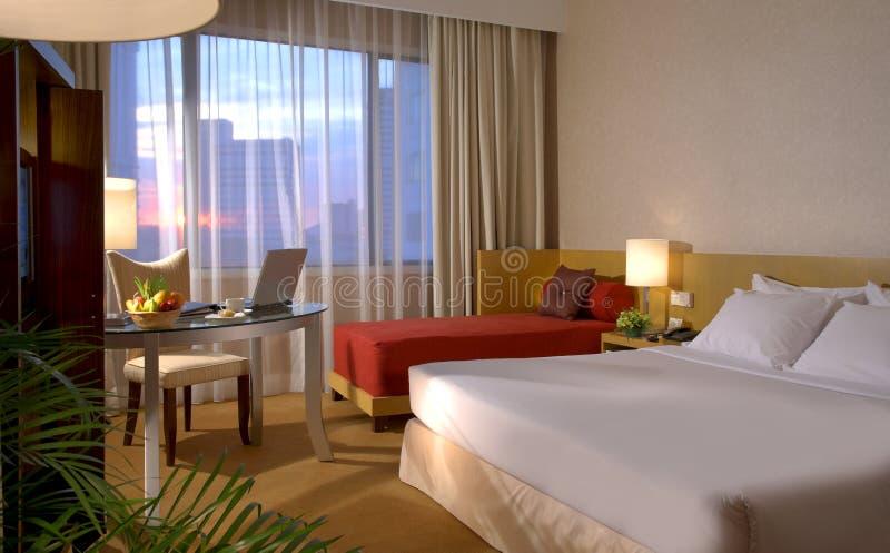 Hotel Room stock photography