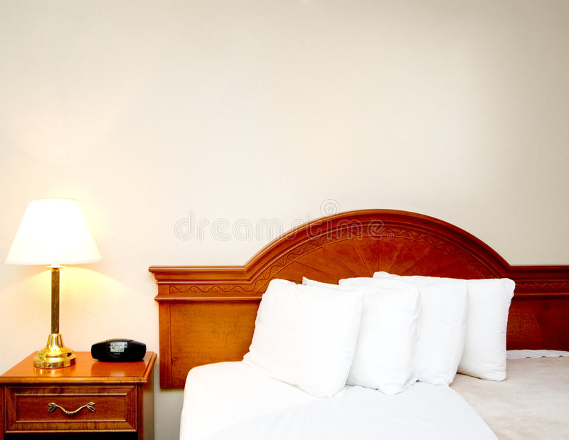 Hotel Room stock photography