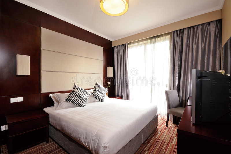 hotel room στοκ εικόνες με δικαίωμα ελεύθερης χρήσης