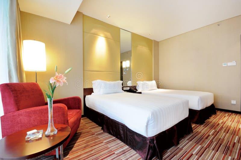 hotel room στοκ φωτογραφία