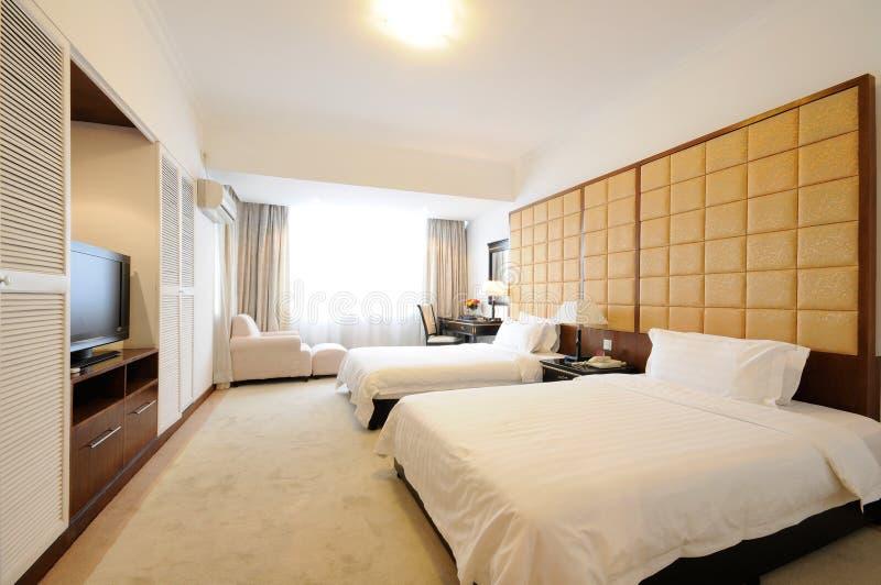 hotel room στοκ φωτογραφία με δικαίωμα ελεύθερης χρήσης