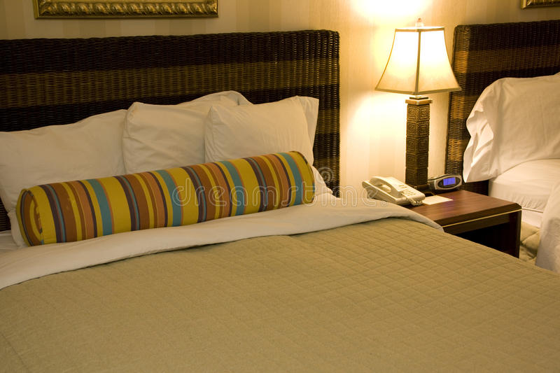 Download Hotel room interior stock photo. Image of travel, lamps - 32099212