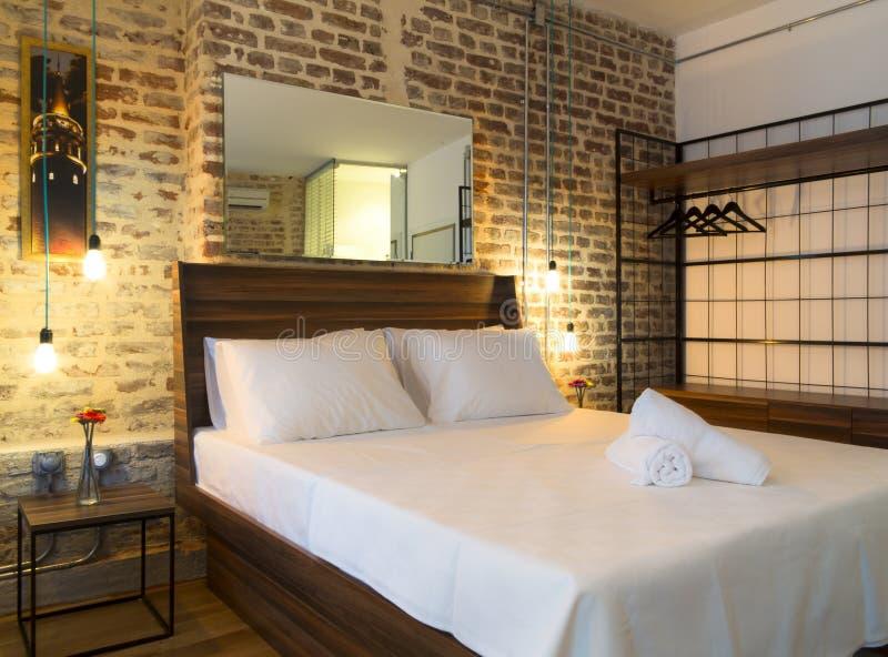 Hotel Room 2 royalty free stock photo