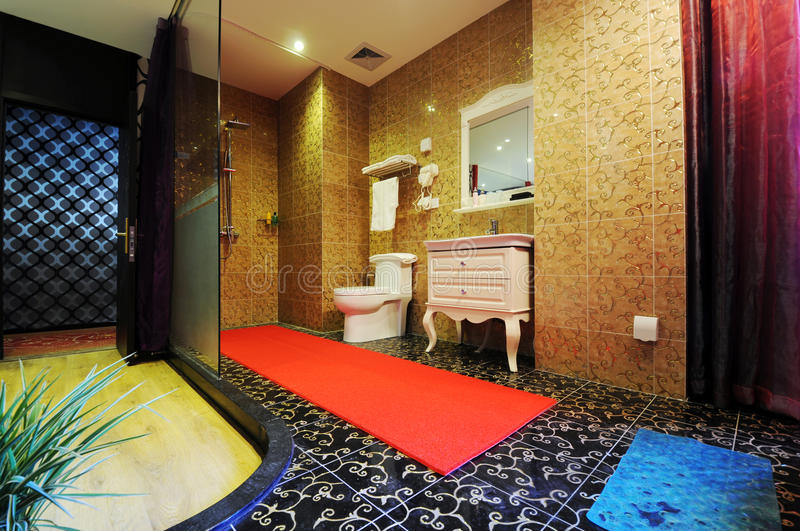 Download Hotel room stock image. Image of bright, color, design - 39919011