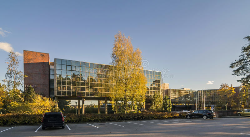 Hotel Rosendahl de Scandic imagens de stock