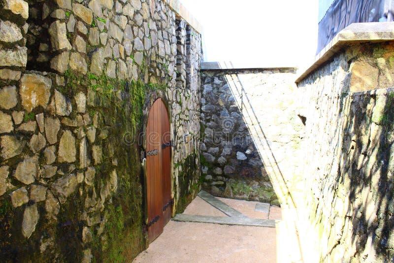 Hotel Saman Villas del paso fotos de archivo libres de regalías