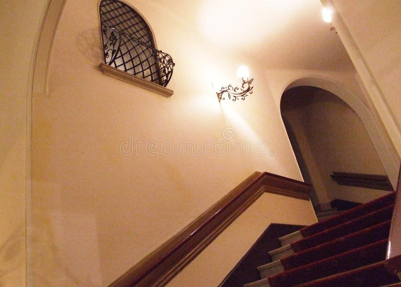 Hotel San Domenico-Taormina-Sicilien-Italien - Creative Commons av gnuckx royaltyfria foton
