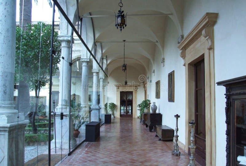 Hotel San Domenico-Taormina-Sicilien-Italien - Creative Commons av gnuckx arkivfoton
