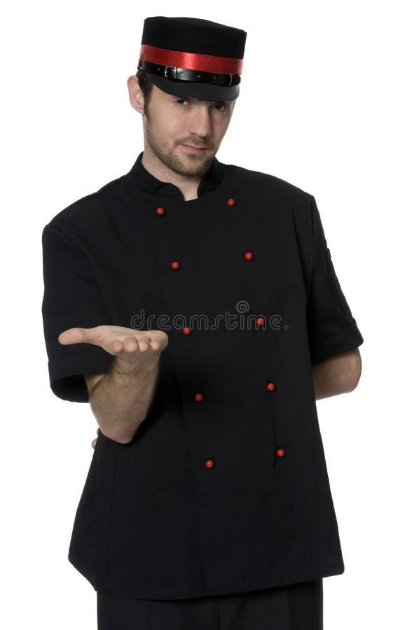 Hotel service stock image