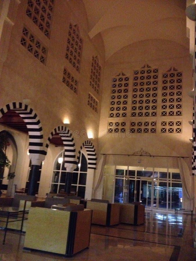 Hotel Shalimar stockbild