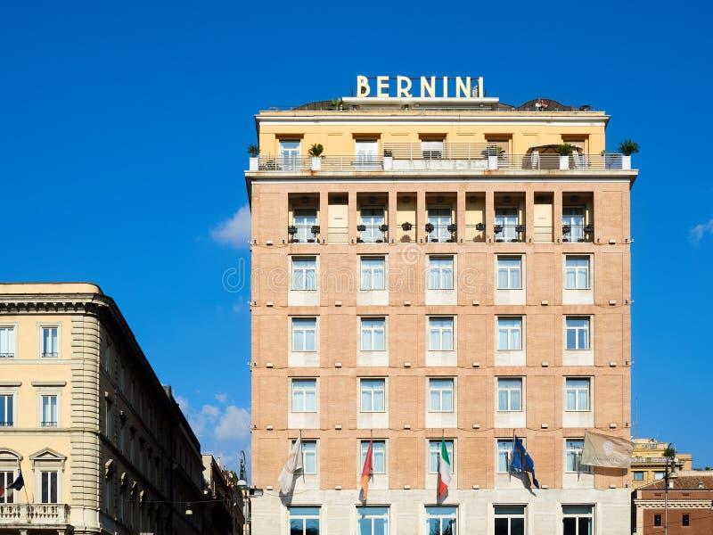 HOTEL SINA BERNINI BRISTOL Piazza Barberini Rome Editorial ...