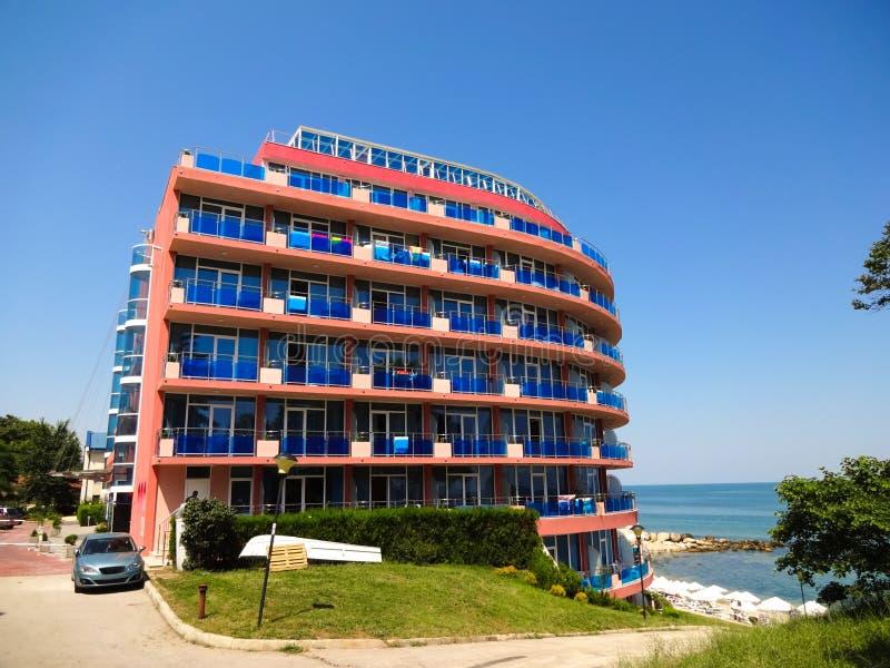Hotel Sirius Beach, Bulgarije, St Konstantin en Elena Hotel stock fotografie