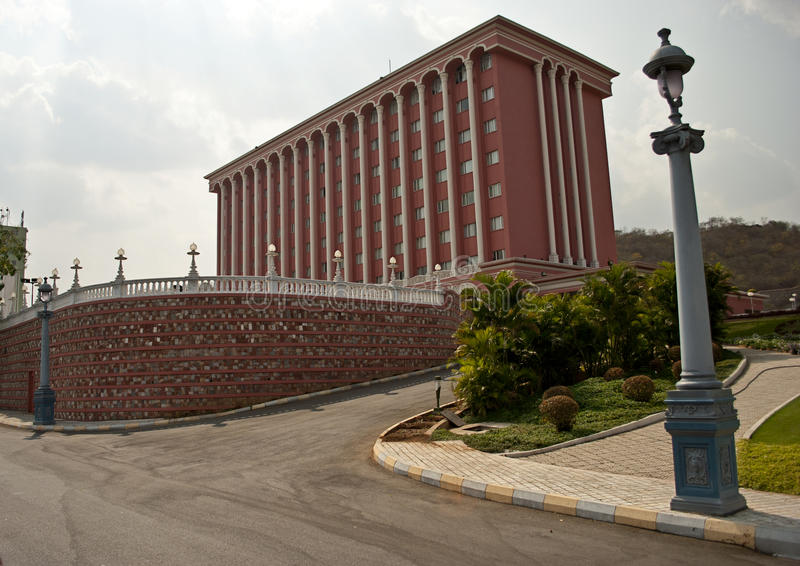Hotel Sitara imagen de archivo