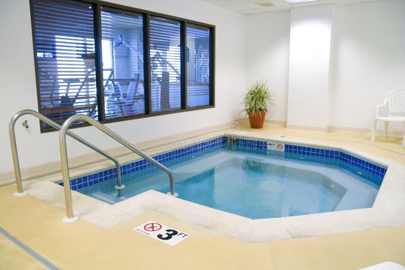 Hotel Spa Stock Photo