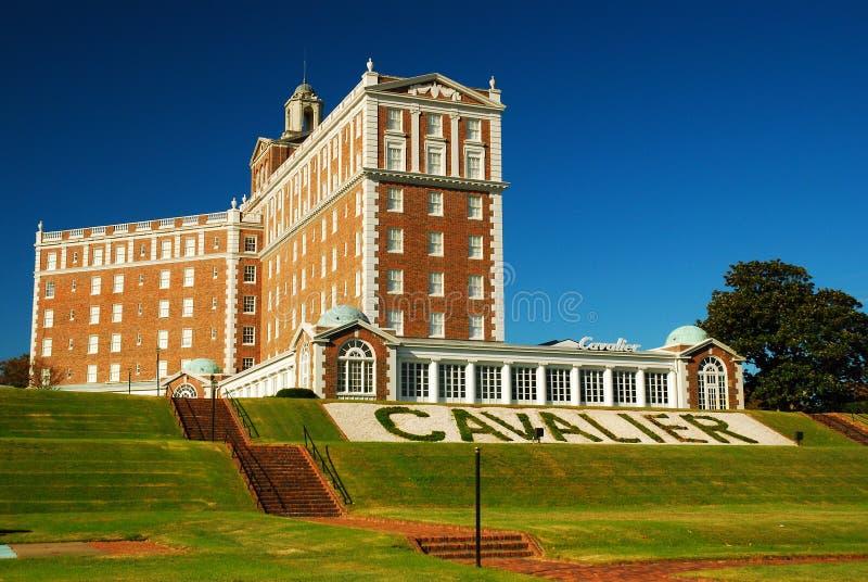 Hotel sprezzante Virginia Beach fotografie stock libere da diritti