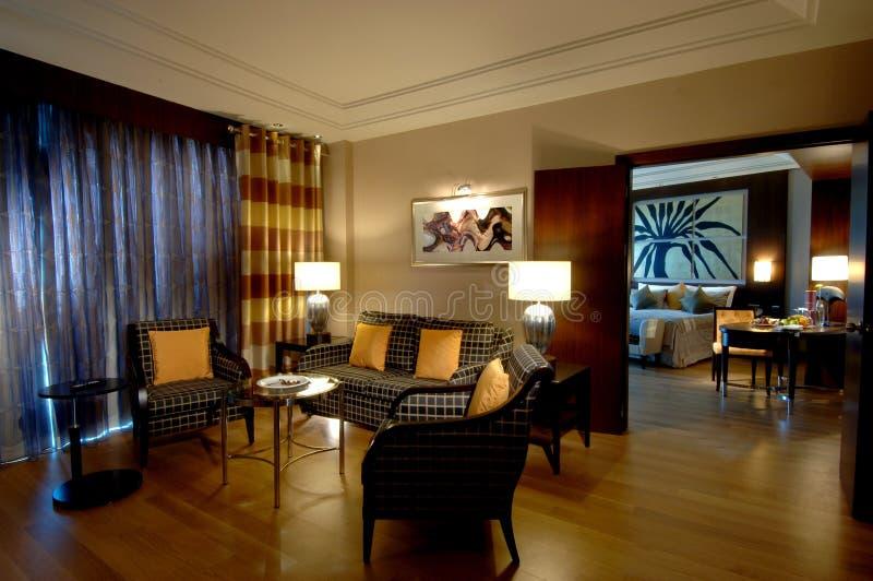 Hotel Suite1 stock foto