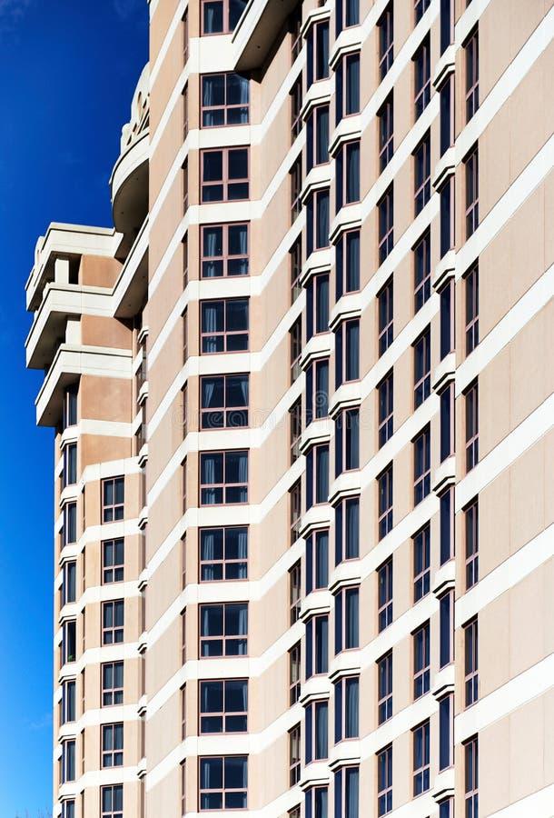 Hotel sulla plaza Kansas City fotografia stock